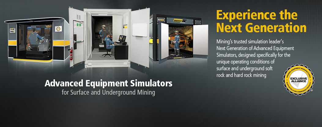 The Next Generation of Advanced Equipment Simulators