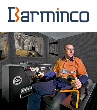 Barminco purchase UG360 Simulator