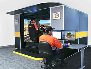 New PRO3-B Advanced Equipment Simulator from Immersive Technologies