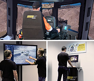 Operator training solutions from Immersive Technologies