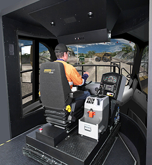Immersive Technologies delivers results in mining equipment operator training through a blended learning model including eLearning, instructor led training and simulation in the Canadian mining industry.