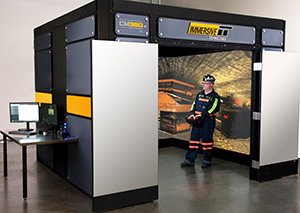 CM360-B Underground Coal Training Simulator