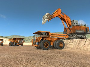 Immersive Technologies is able to deliver the most accurate simulation for Hitachi Construction Mining machines through their renewed technical and licensing agreement.