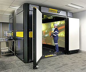 Immersive Technologies' IM360 Simulator in use at NIOSH