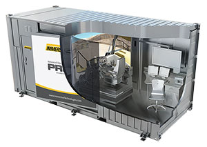 PRO3-B Transportable Simulator purchased by Road Machinery
