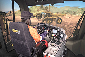 Federal funding will support the equipment purchase of Immersive Technologies simulators at Women Building Futures