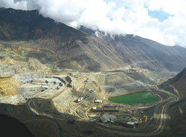 Los Bronces Mine Utilizing Immersive Technologies Managed Services