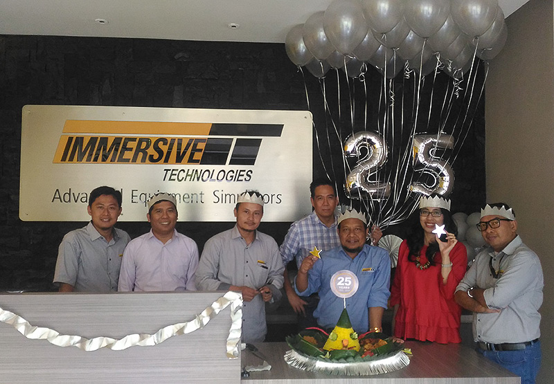 Jakarta, Indonesia Office celebration photo