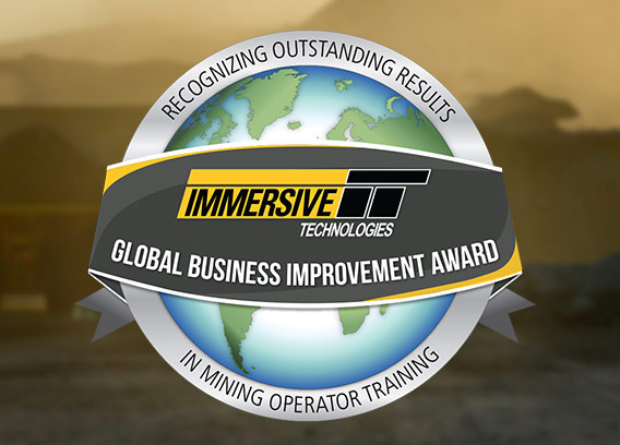 Immersive Technologies Global Business Improvement Award