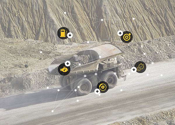 Operator Analytics Haul Truck
