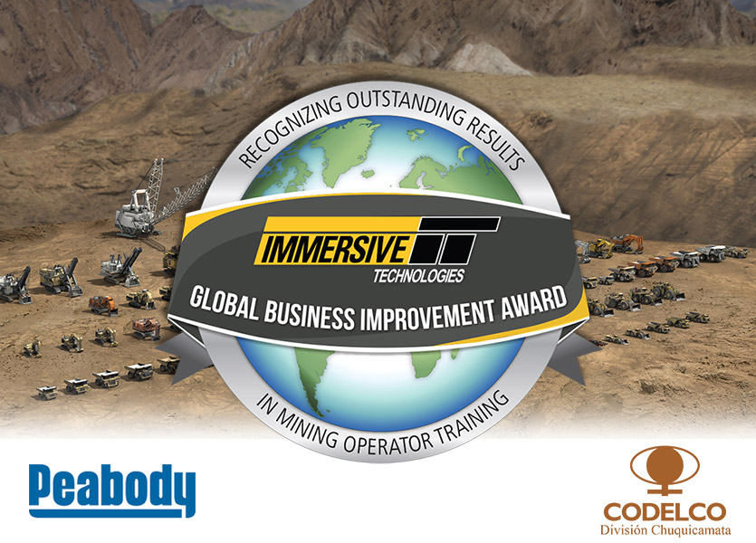 BI Awards 2018---Immersive Technologies---Peabody-Codelco