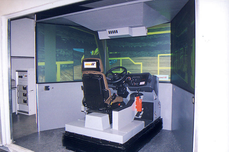 AES Series 1 Simulator