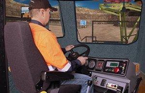 Simulator for Hitachi Haul Truck EH4500-S1 (AC)