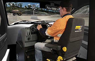 Simulator for American Light Vehicle