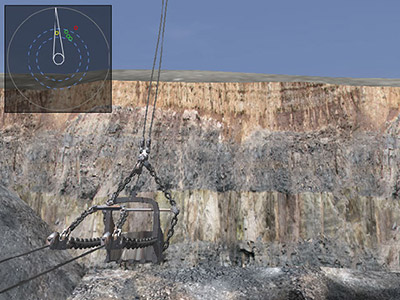 Dragline Loading Assistant