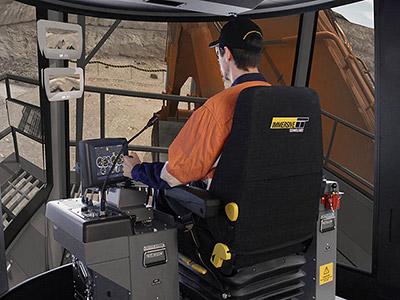 Immersive Technologies Hitachi Ex5600 6 Shovel Excavator