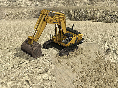 Komatsu PC1250-8 Safe Operating Procedure Training