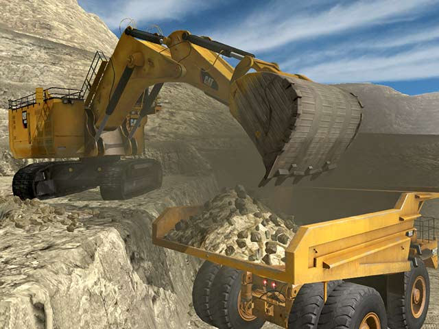 Cat 6060 Training with adverse environmental conditions