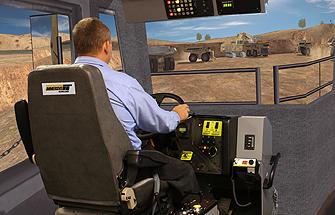 Immersive Technologies Haul Truck Training Simulators