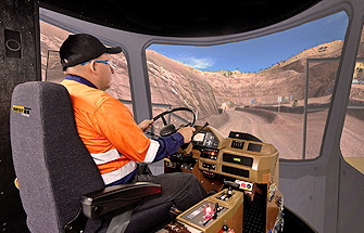 Immersive Technologies - Haul Truck Training Simulators