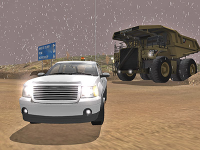 Light Vehicle Adverse Weather  Training