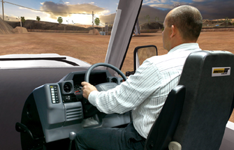 Simulator for Light Vehicle