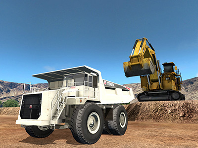 Terex TR100 Spotting Training