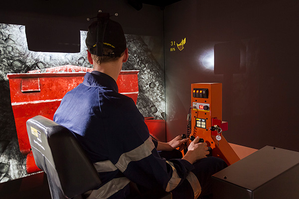 IM360 Training Simulator
