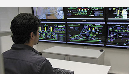 visual interactive simulation training application