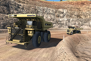Reduced Fuel Costs on Mine Sites
